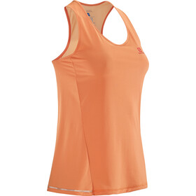 Salomon Agile Tank Damen bird of paradise